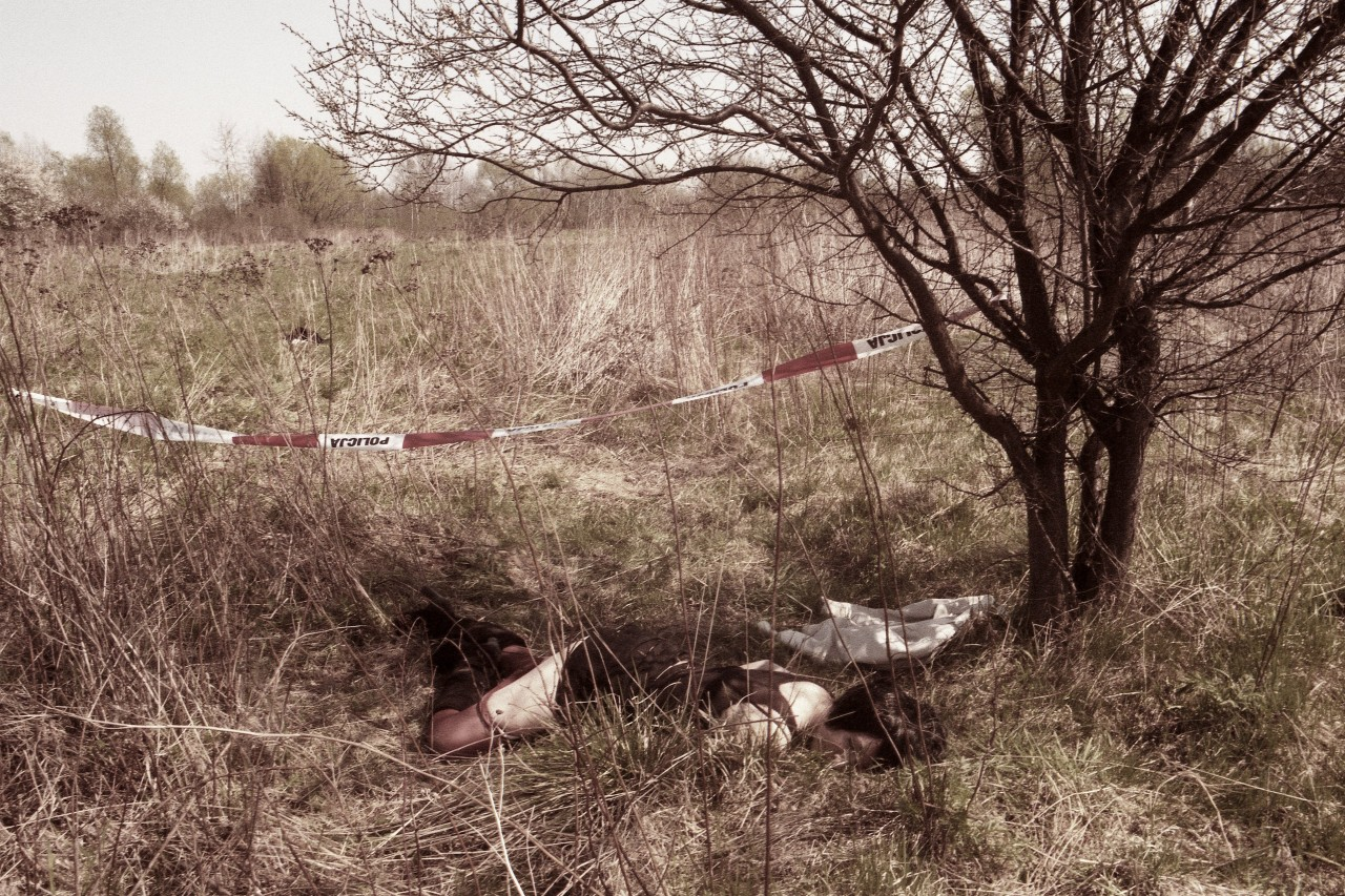 Raped and murdered prostitute, near Piekary Śląskie